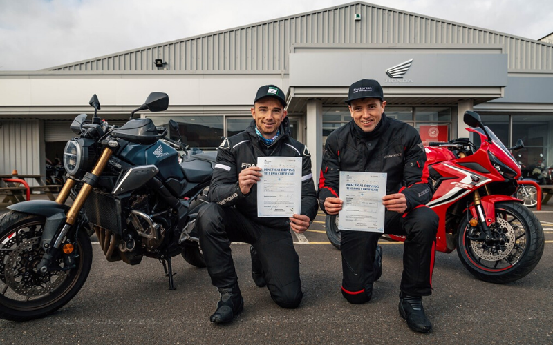 Sibling Superbike Racers Andrew and Glenn Irwin Swap Circuits For Roads