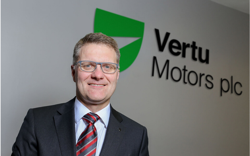 Vertu Motors CEO Urges Colleagues To Volunteer