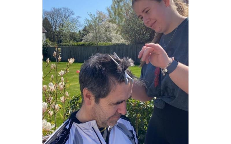 Haircut Campaign Hits 20k Fundraising Target