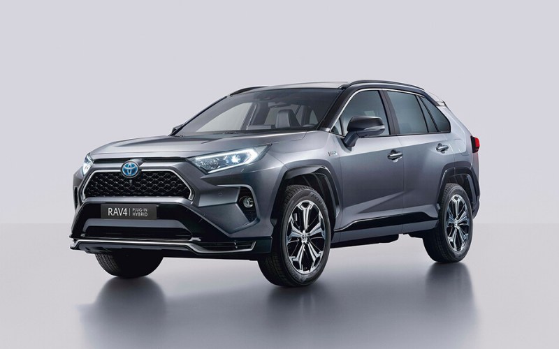 Introducing: The All New Toyota RAV4 Plug-in Hybrid