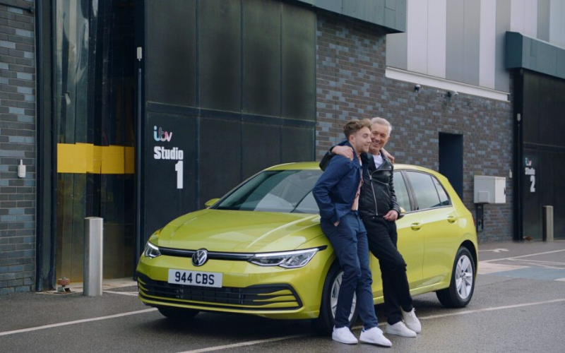 Did You See Martin And Roman Kemp In The New Volkswagen Golf Advert?
