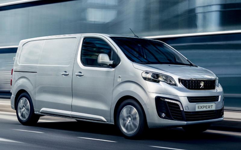 Peugeot Expert Wins 'Best Medium Van' at Trade Van Driver Awards