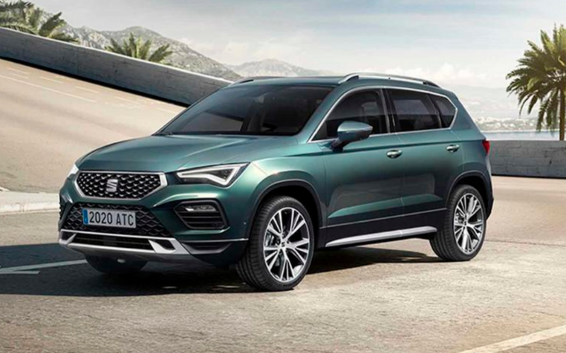 The New SEAT Ateca Has Been Revealed