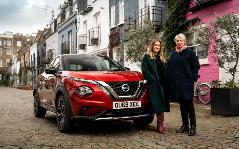 The Female Designers Behind the Next-Generation Nissan Juke