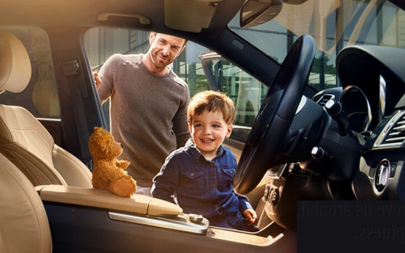 Father's Day Gift Ideas For A Fan Of Mercedes-Benz