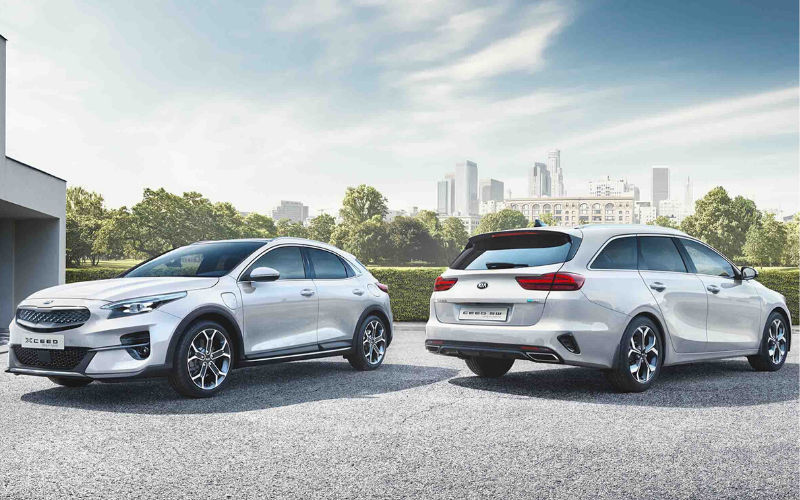 All New Kia XCeed And Kia Ceed Sportswagon Now Available As Plug-In Hybrids