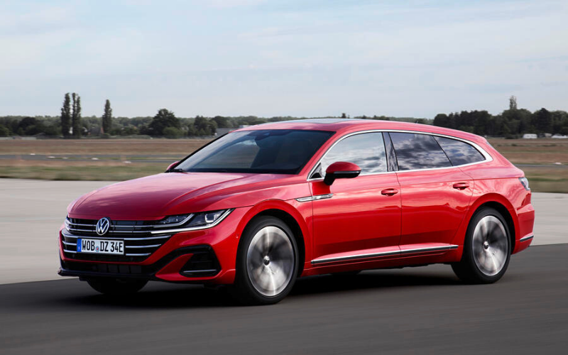 Introducing The All New Volkswagen Arteon Shooting Brake