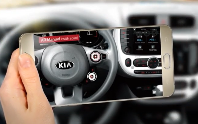 Kia Partners With Google Cloud To Create AI-Based Paperless Car Manuals