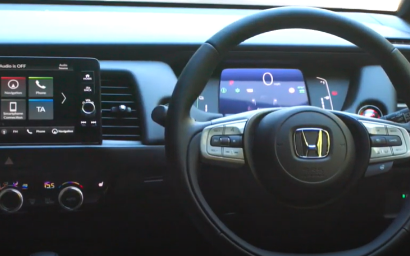 Take A Virtual Test Drive Of The All-New Honda Jazz and Crosstar e:HEVs