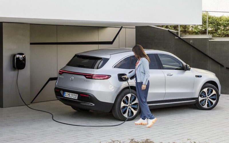Everything You Need To Know About Charging Your EQC Or Mercedes-Benz PHEV