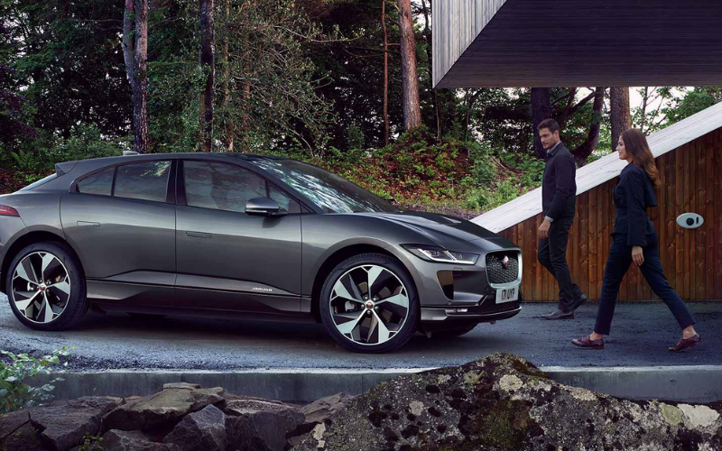 Everything You Need To Know About Charging Your Jaguar I-Pace