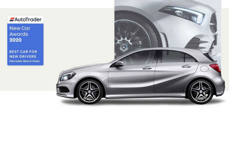 Auto Trader Names The Mercedes-Benz A-Class Best Car For New Drivers 2020
