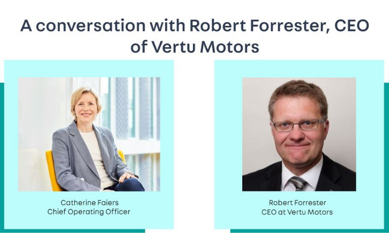 Robert Forrester Speaks About Retail's Return In Auto Trader Webinar