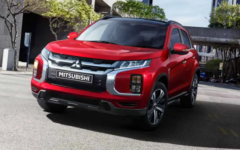 Why the Mitsubishi ASX Should Be Your Next Family SUV