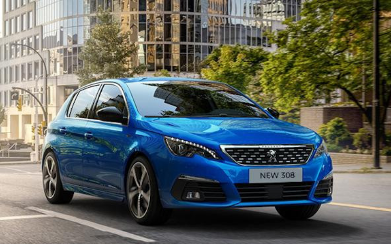 The New Peugeot 308 Range: Performance, Tech and Design Updates