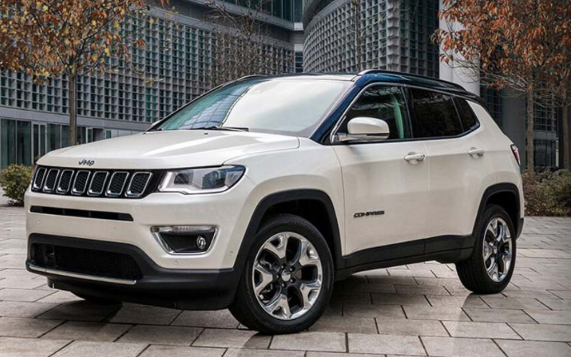 5 Reasons Why the Jeep Compass Should Be Your Next SUV