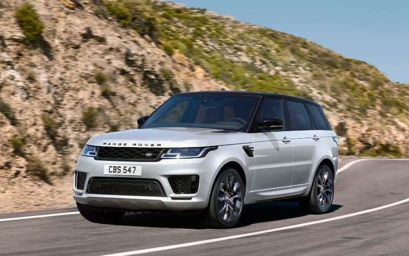 Range Rover Sport Refreshed With New Mild-Hybrid And Special Edition Models