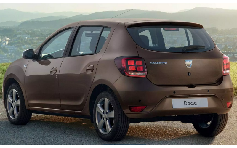 What Makes the Dacia Sandero a Great City Hatchback?