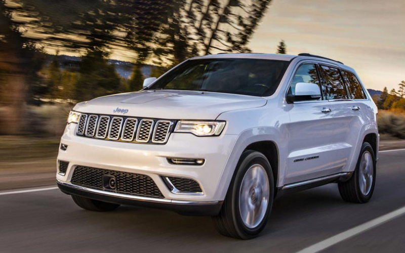 Does The Jeep Grand Cherokee Make A Good Family Car?
