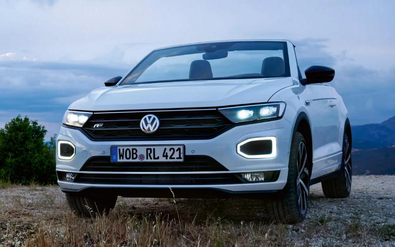 Why Vertu Motors Loves The New Volkswagen T-Roc Cabriolet
