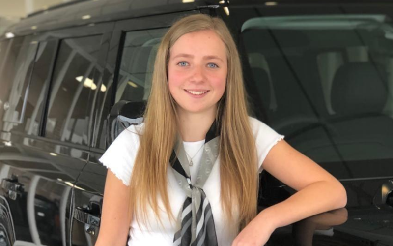 West Yorkshire Teenager Named As Vertu Motors' 'Apprentice Of The Year'
