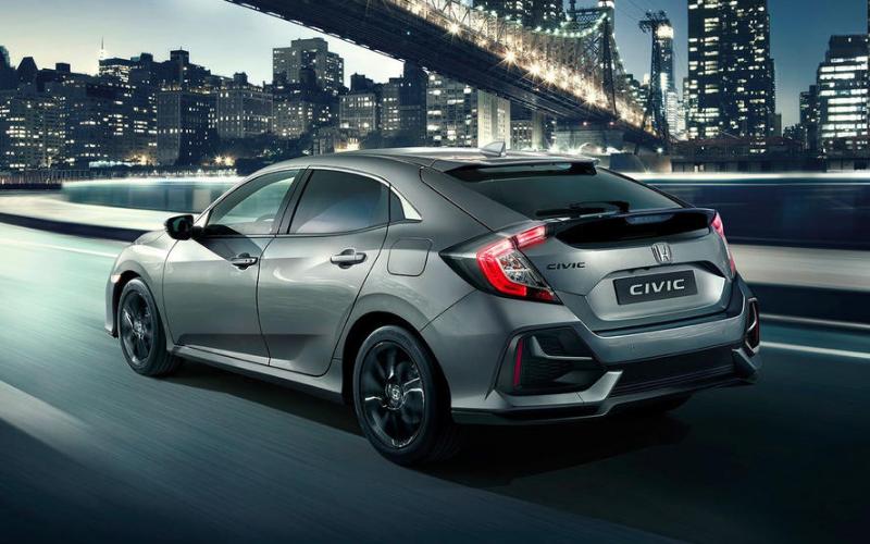 Take A Virtual Test Drive Of The New Honda Civic