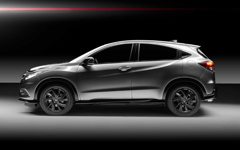 Take A Virtual Test Drive Of The New Honda HR-V