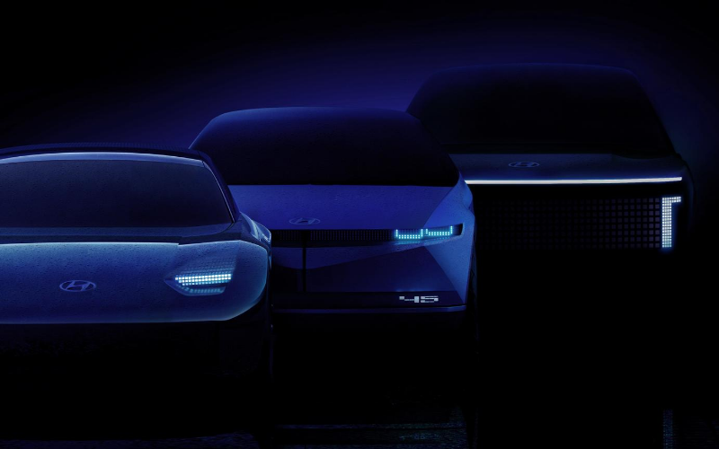 Hyundai Announce New IONIQ Brand With 3 New EVs Already Lined Up