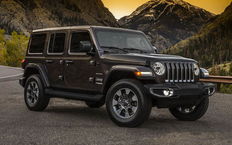 Our Top Ten Reasons Why You Need The Jeep Wrangler In Your Life