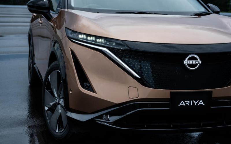 Exploring the Nissan Ariya: A Video Tour