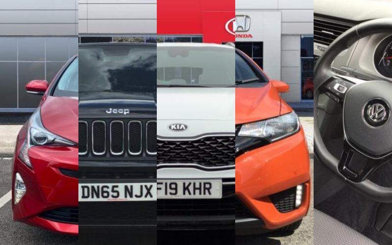 Vertu Motors Used Car Top Picks