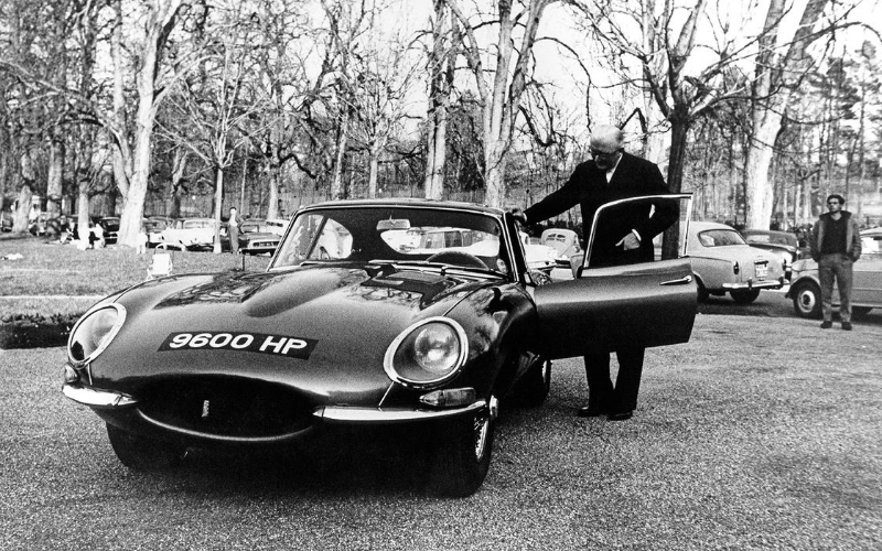The Iconic Jaguar E-Type Celebrates Its 60th Anniversary