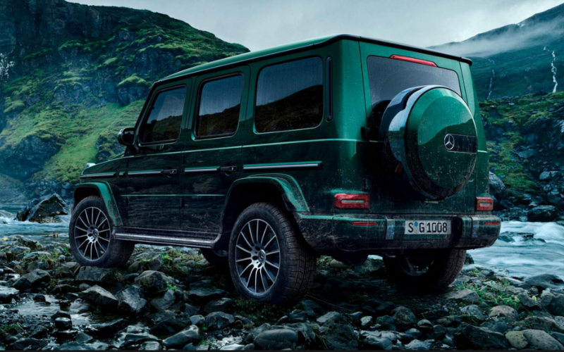 5 Reasons Why The Mercedes-Benz G-Class Is The Ultimate Luxury SUV