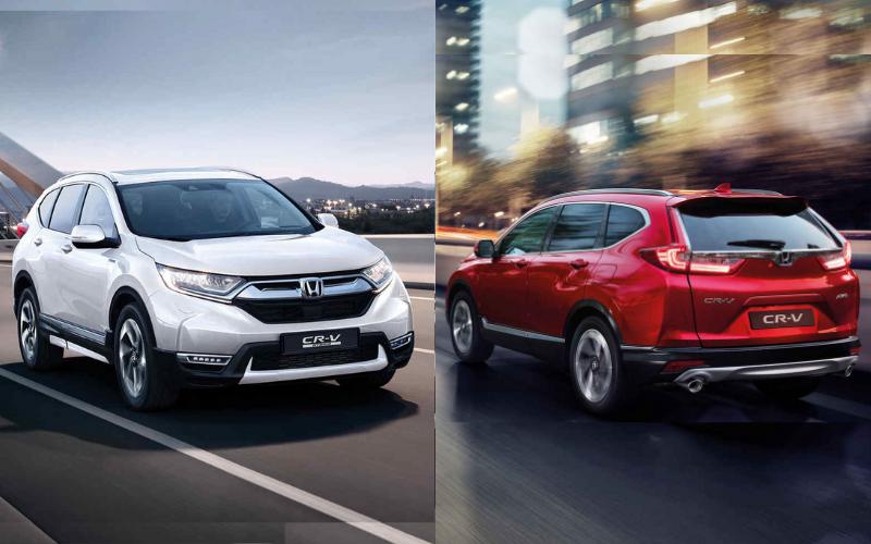 The Honda CR-V Vs The Honda CR-V Hybrid: Which Is Right For Me?