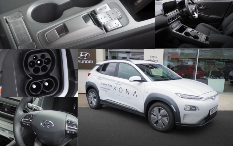 Motor Columnist, Bob Arora, Reviews the Hyundai Kona Electric