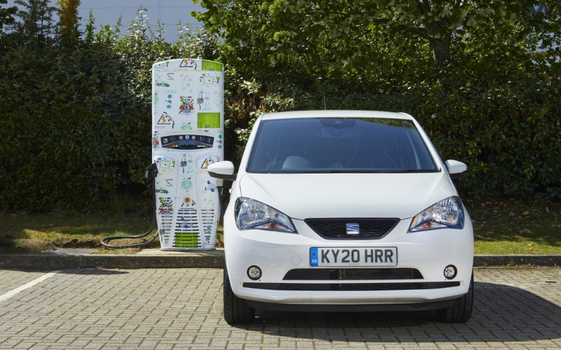 Children Create Mosaic on Charge Points to Help UK Accept EV Infrastructure