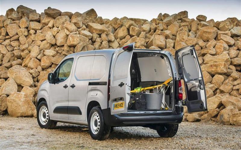 Peugeot Develop New Technology to Prevent Overloading in Partner Van