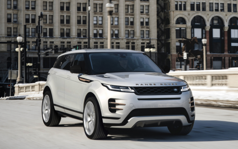 Introducing The All-New Electrified Range Rover Evoque Autobiography
