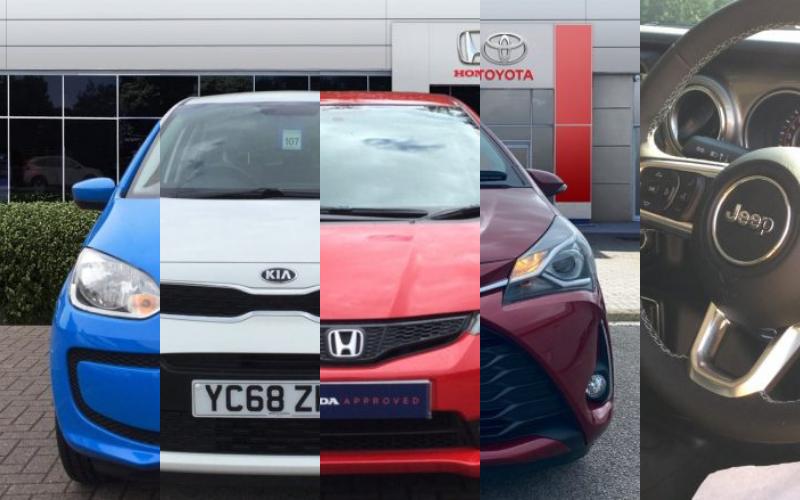 Vertu Motors Used Car Top Picks of the Week