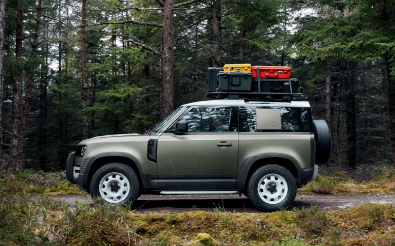 Let Us Introduce You To The All-New Land Rover Defender 90 And 110 Hard Top