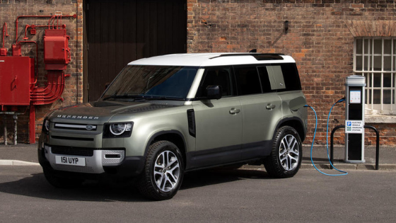 Meet The All-New Plug-In Hybrid Land Rover Defender