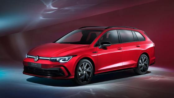 Meet The 2021 Volkswagen Golf Estate And Golf Alltrack