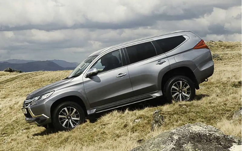 5 Reasons Why the Mitsubishi Shogun Sport is the Perfect Adventure Car