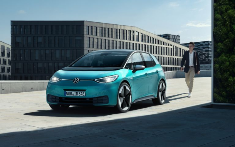 5 Reasons Why We Love The Volkswagen ID.3