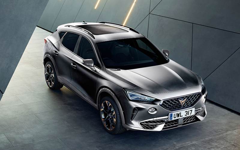 CUPRA Formentor is Now Available to Order