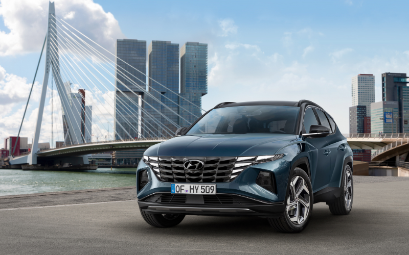 Hyundai Reveal the All-New Tucson