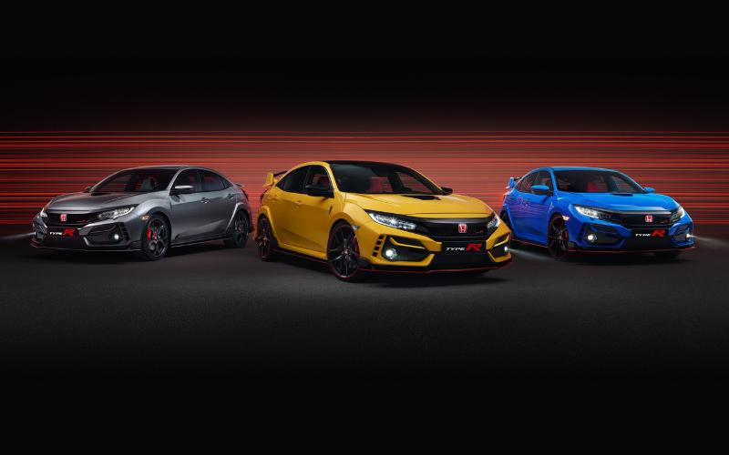 Pricing Revealed For Full 2020 Honda Type R Line-Up