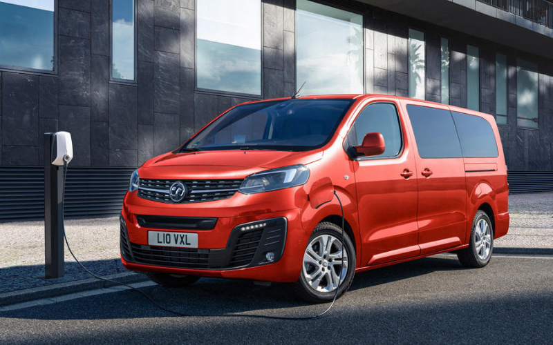 Prices for the New Vauxhall Vivaro-E Life Have Been Announced