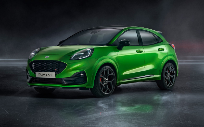 Ford Reveals New Ford Puma ST
