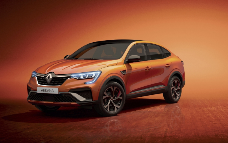 All-New Arkana is the Latest Addition to Renault's SUV Line-Up